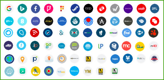 Social Icon List