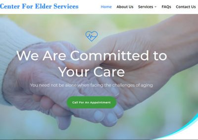Center For Elder Services